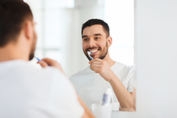 How Rough Brushing Damages your Gums